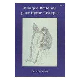 Musique bretonne pour harpe celtique