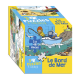Puzzles à colorier | Le bord de mer