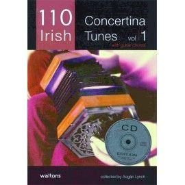 110 best Irish Concertina tunes