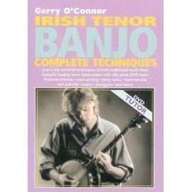 Banjo - Irish tenor banjo complete techniques (DVD)