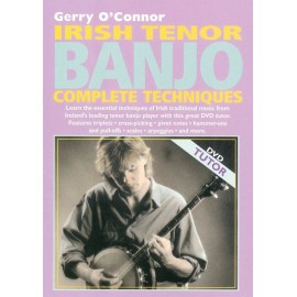 Banjo - Irish tenor banjo complete techniques (DVD)