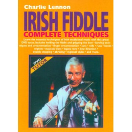 Violon - Irish fiddle complete techniques (DVD)
