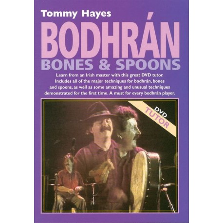 Bodhran - Bodhran, bones & spoons (DVD)