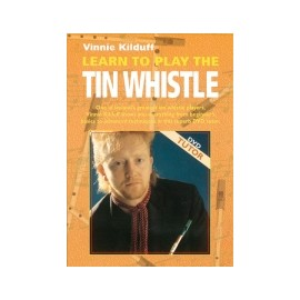Learn to play the tin whistle (DVD)