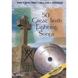 50 great Irish fighting songs