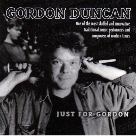 Gordan DUNCAN - Just for Gordon