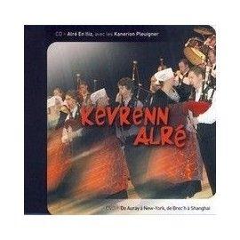 KEVRENN ALRE - Alre en Iliz (CD & DVD)