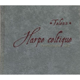 Harpe celtique, l'anthologie (Volume 1 ou 2)