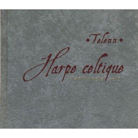 Harpe celtique, l'anthologie (Volume 1 ou 2)