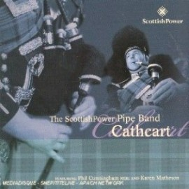The Scottish Power Pipe Band - Cathcart