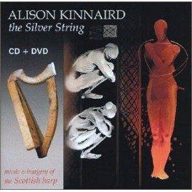 Alison KINNAIRD - The silver string (CD & DVD)