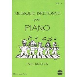 Musique bretonne pour Piano (+ CD)