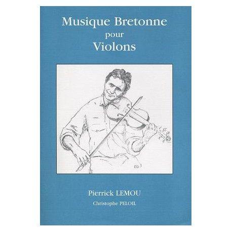Musique bretonne pour Violons (+ CD)