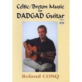 Guitare - Celtic / Breton music for Dadgad guitar