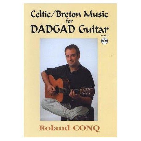 Celtic / Breton music for Dadgad guitar (+ CD)