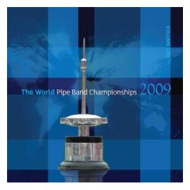 The world pipe band championships 2009 - CD