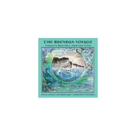 Shaun DAVEY - The Brendan Voyage