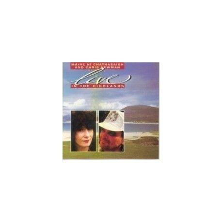 Máire NÍ CHATHASAIGH & Chris NEWMAN - Live in the Highlands