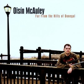 Oisín McAULEY - Far from the Hills of Donegal