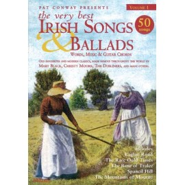 The very best Irish songs and ballads