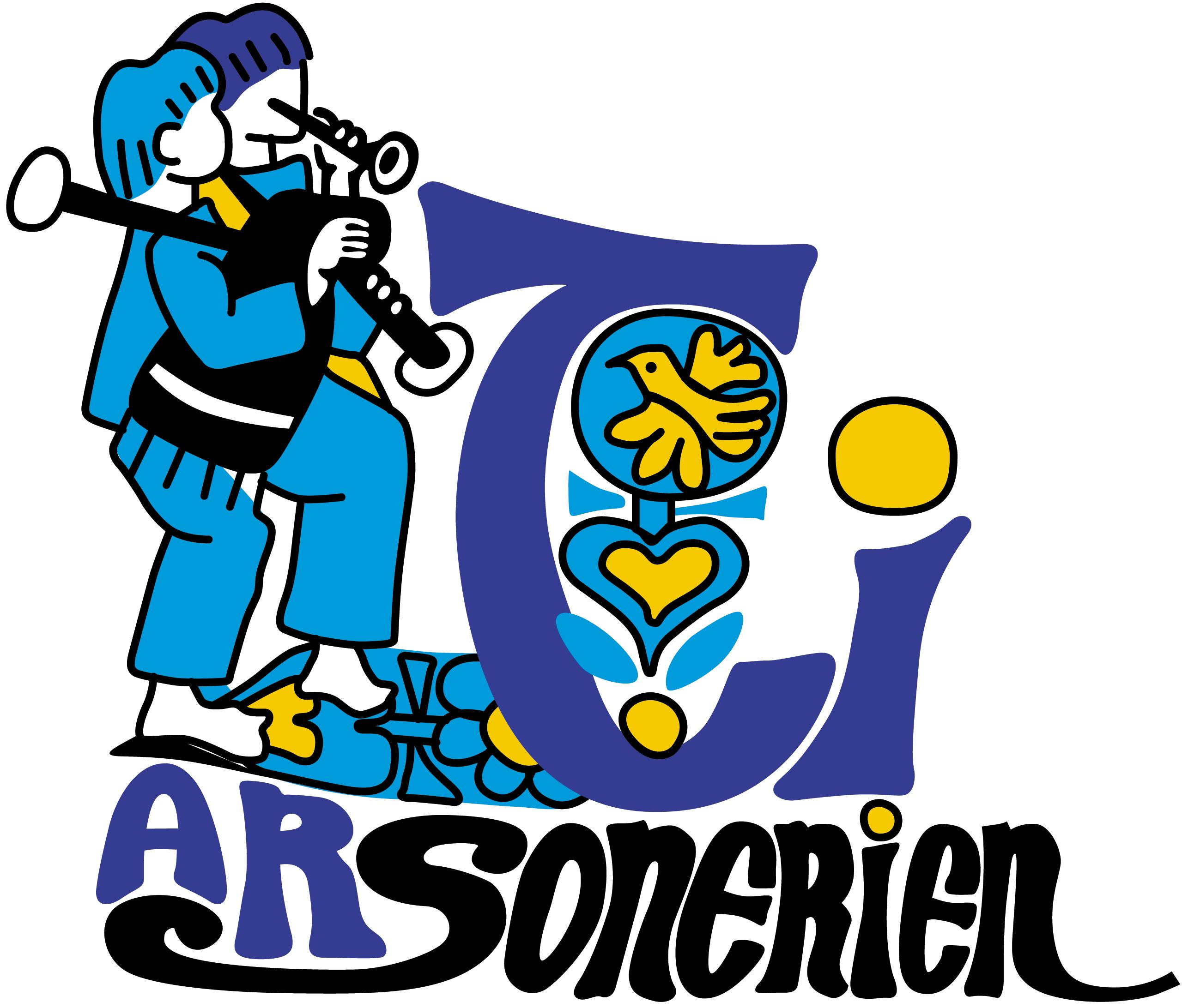 Logo TI AR SONERIEN 1997