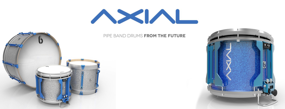 Axial | British Drum Co.